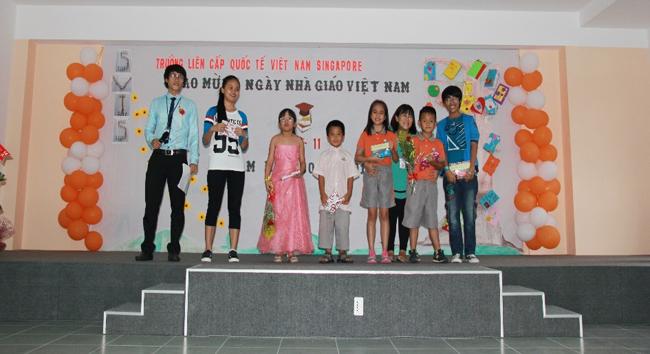 Ngày Nhà Giáo Việt Nam 20 tháng 11 năm 2014