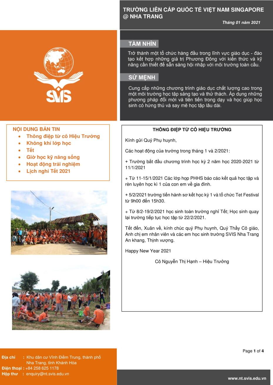 SVIS NT_Newsletter_Jan 2021_VN-1