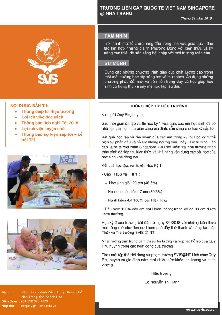 SVIS@NT_Newsletter_Jan 2018_VN-1