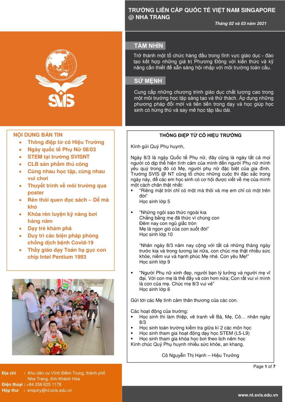 SVIS@NT_Newsletter_Mar 2021_VN-1