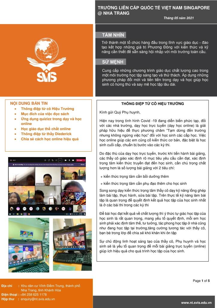 SVIS@NT_Newsletter_May 2021_VN-1