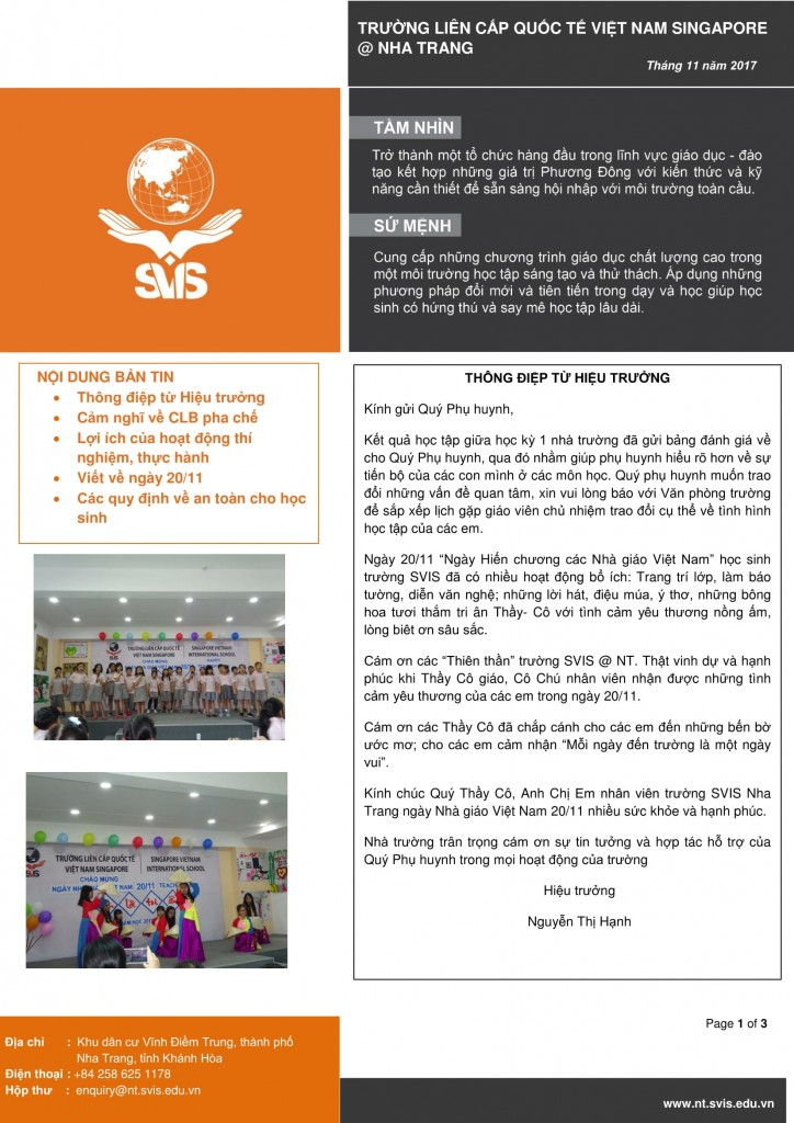 SVIS@NT_Newsletter_Nov 2017_VN-1